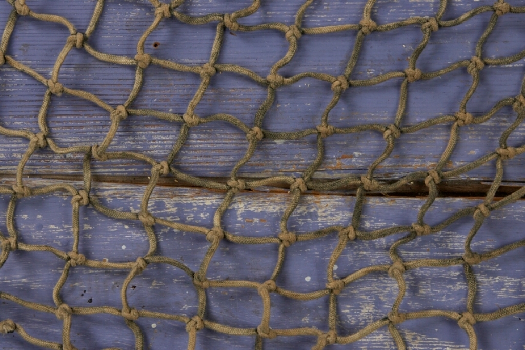 One decision could change your life forever ready for for Fish netting decor
